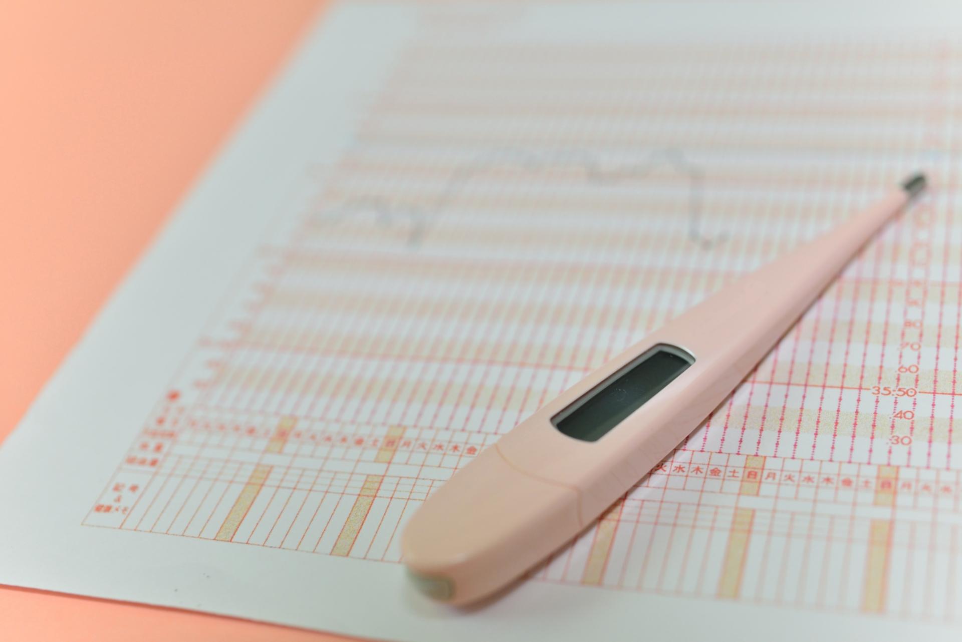 妊娠検査キット